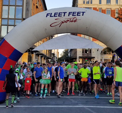 OnTime-Results Fleet Feet Starting Line